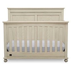 Fontana 4-in-1 Convertible Crib (Antique White)