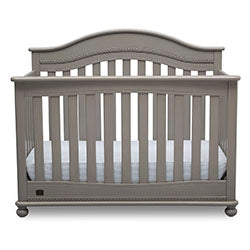 Bristol 4-in-1 Convertible Crib (Storm)