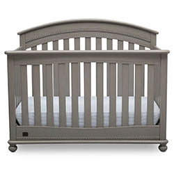 Aden 4-in-1 Convertible Crib (Storm)