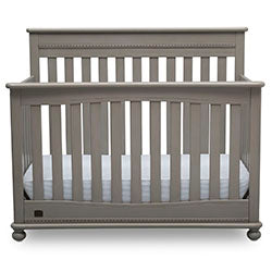 Franklin 4-in-1 Convertible Crib (Storm) - bundle
