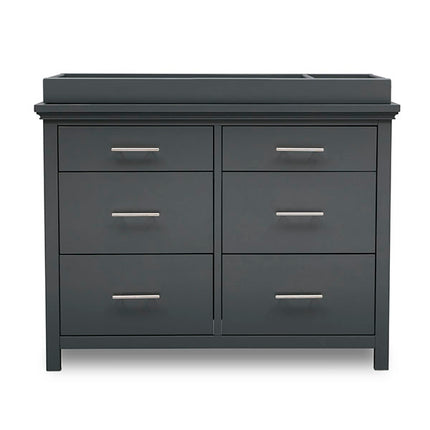 Avery 6 Drawer Dresser with Changing Top
