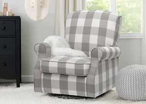 Grey Plaid (1354)