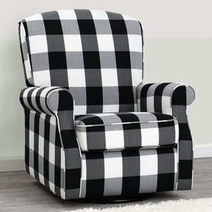 Black Plaid (1355)