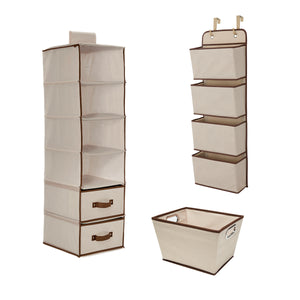 Complete Nursery Organization ValuePack (3-Piece Set)
