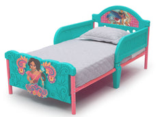 Delta Children Disney Elena of Avalor - 3D Toddler Bed Left View a3a