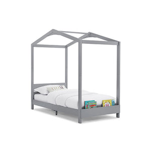 Poppy House Twin Bed