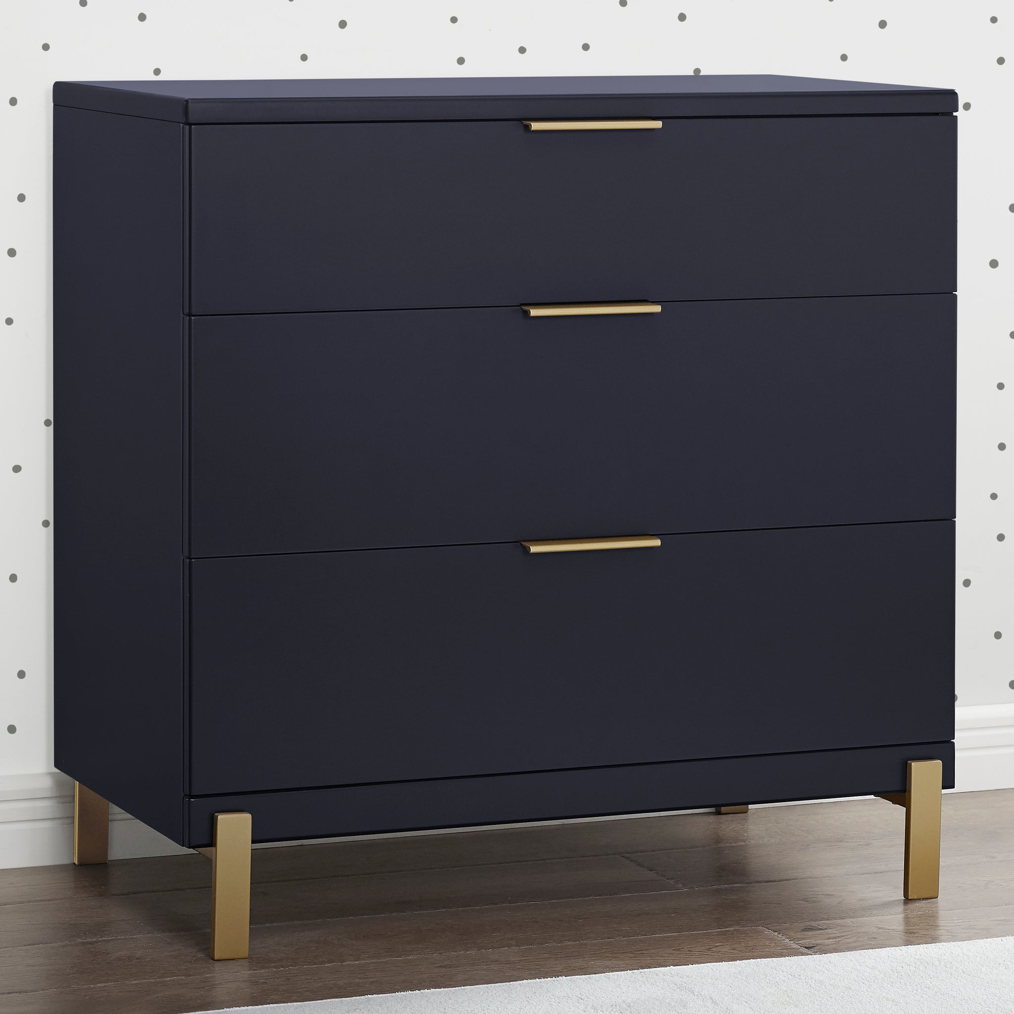 Hendrix 3 Drawer Dresser