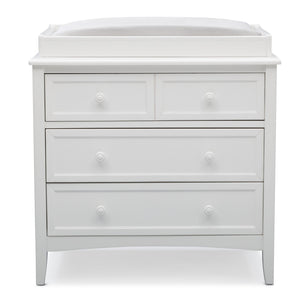 Westminster 3 Drawer Dresser with Changing Top