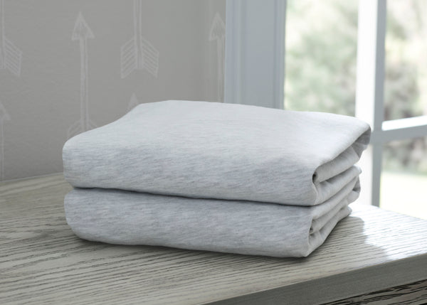 Changing Pad Covers 2 Pack Solid Color 100 Jersey