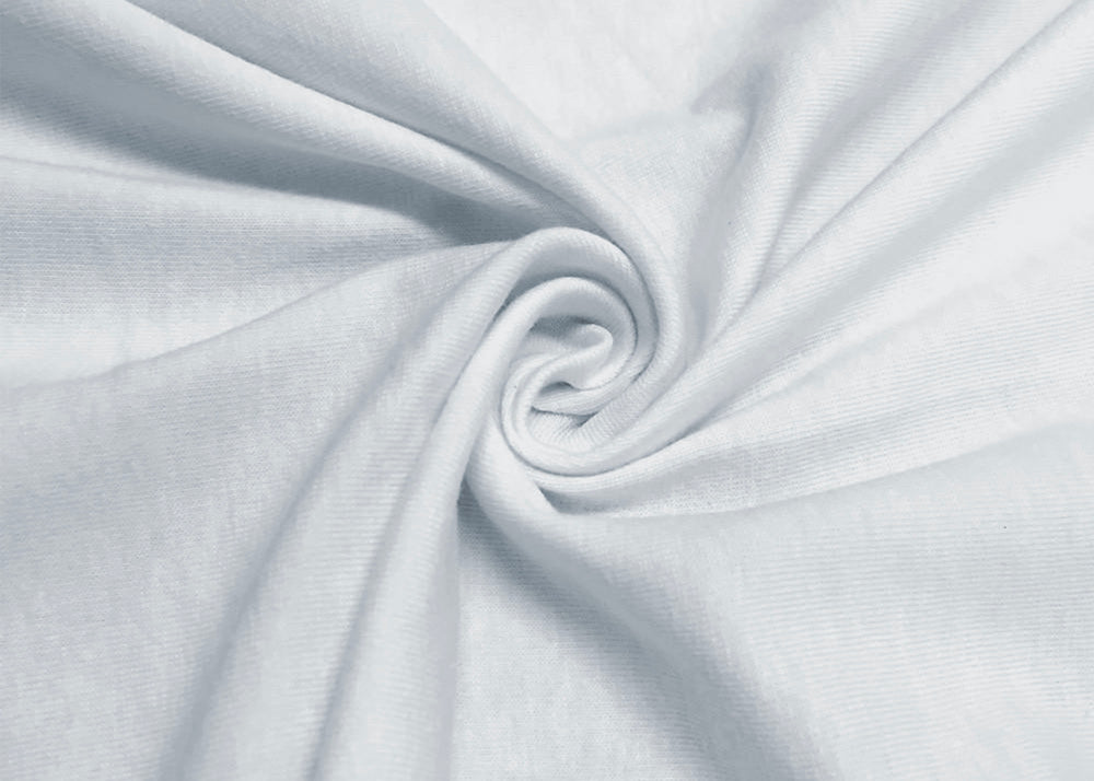 Delta Children White (100) Fitted Crib Sheet Set – 2 Pack Twisted Detail View
