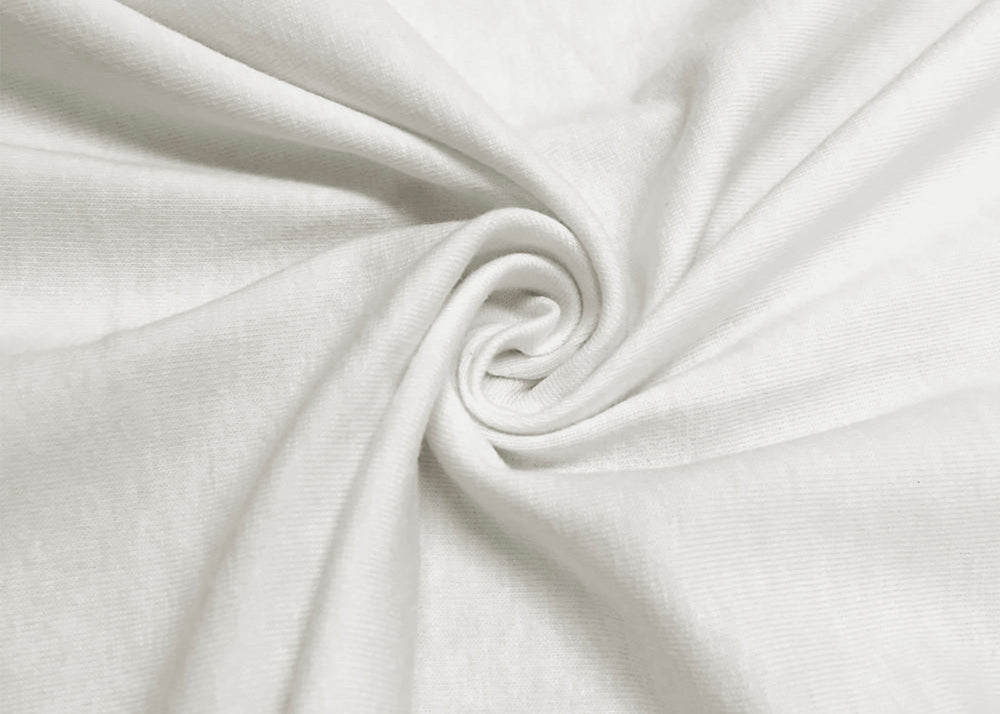 Delta Children Ivory (124) Fitted Crib Sheet Set – 2 Pack Twisted Detail View