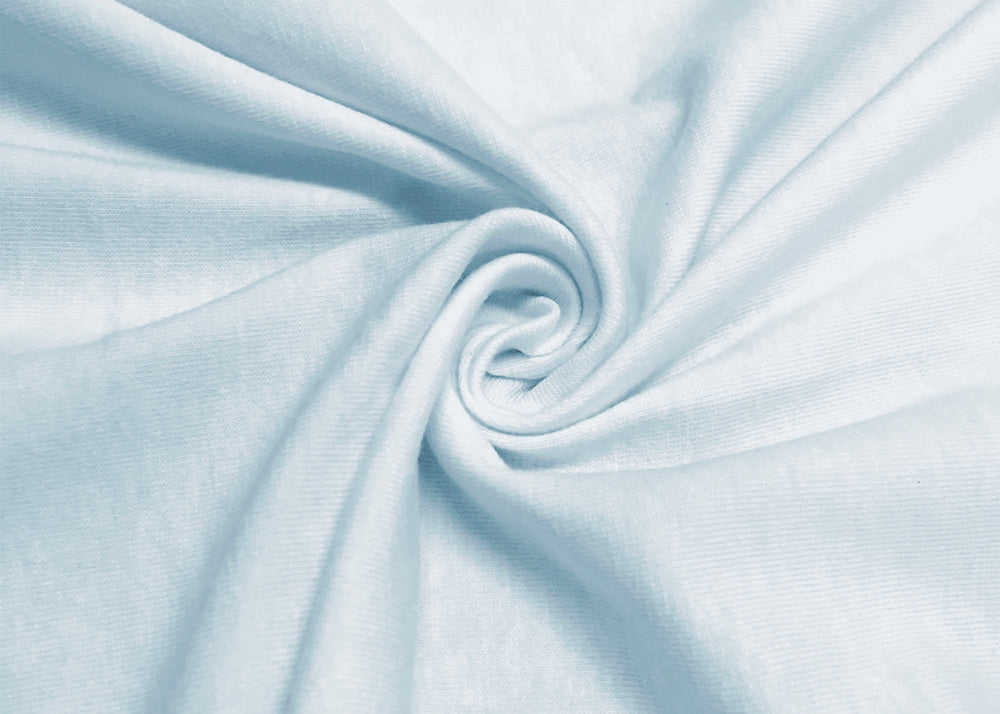 Delta Children Baby Blue (470) Fitted Crib Sheet Set – 2 Pack Twisted Detail View