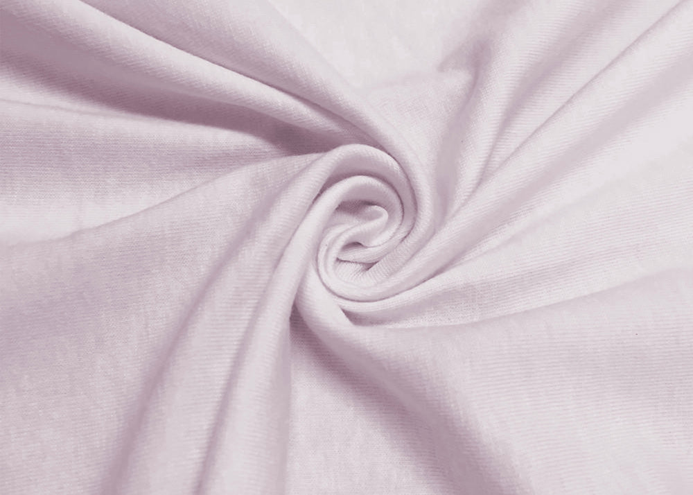 Delta Children Pink (654) Fitted Crib Sheet Set – 2 Pack Twisted Detail View