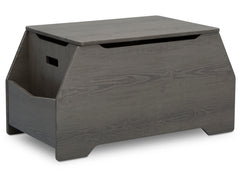Delta Children Crafted Grey (1333) Nolan Toybox (W101450), Right Silo, c2c