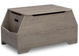 Delta Children Crafted Limestone (1334) Nolan Toybox (W101450), Right Silo, d2d