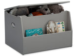 Delta Children Bianca Grey (026) Nolan Toybox (W101451), Right Silo with Props, a3a