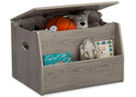 Delta Children Crafted Limestone (1334) Nolan Toybox (W101451), Right Silo with Props d3d