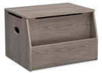 Delta Children Crafted Limestone (1334) Nolan Toybox (W101451), Right Silo, d2d