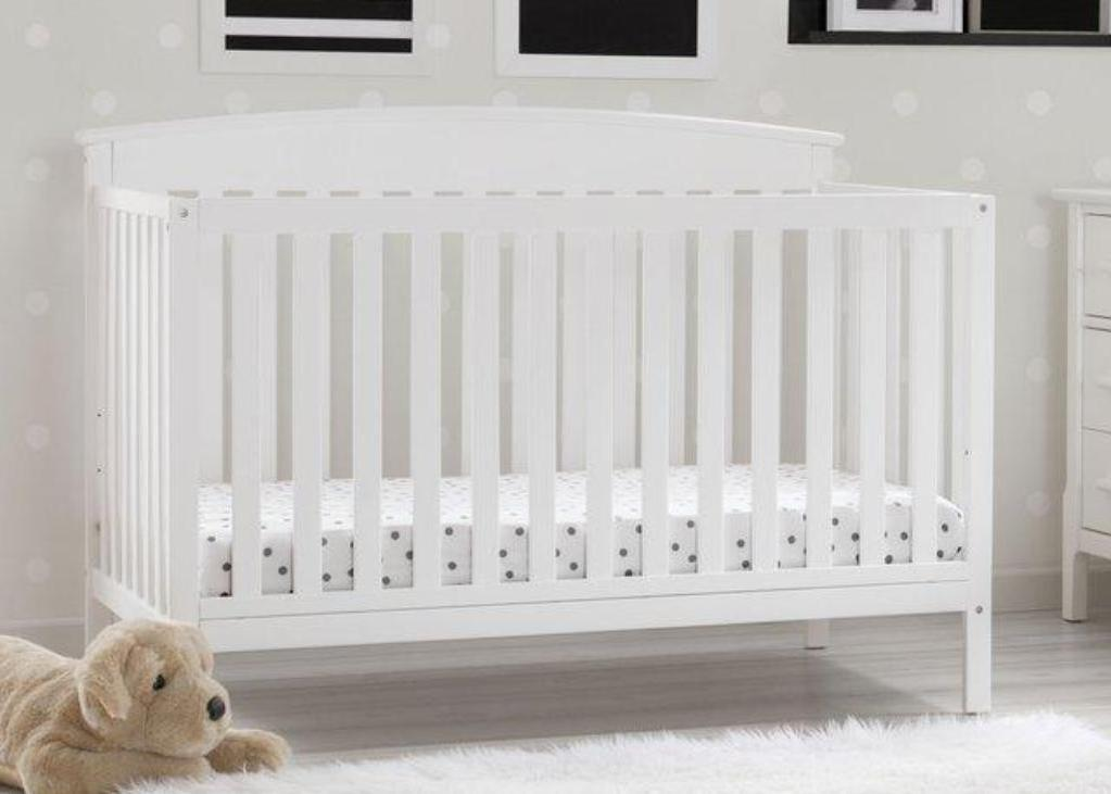 Finley 4-in-1 Convertible Baby Crib