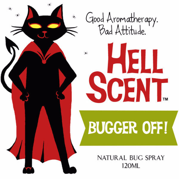 Bugger Off! Natural Insect Repellant Spray