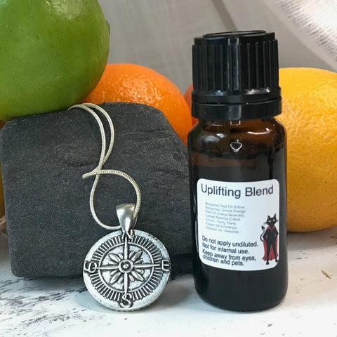 Uplifting 100% Essential Oil Blend - 10 ml