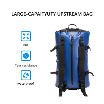 4FUN Upstream River Surfing Travel Water-proof Backpack