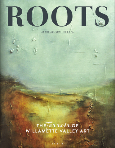 Roots, The Allison Inn & Spa's in suite magazine