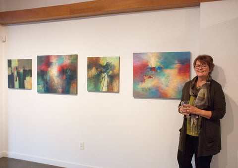 Susan Greenbaum, ART Elements Gallery
