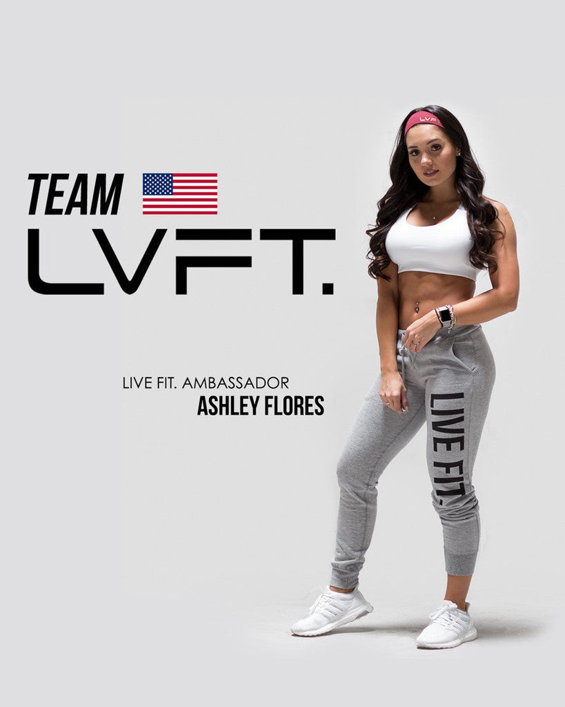 Team LVFT. Welcomes Ashley Flores