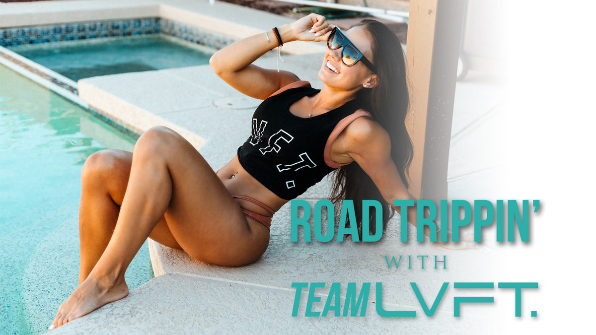 TEAM LVFT. heads to Arizona