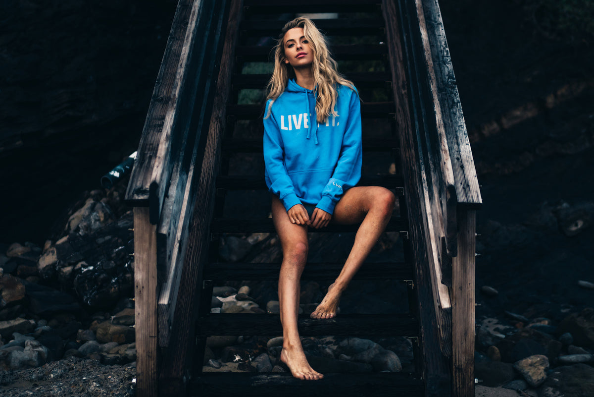 Feeling Blue with Alli Simms