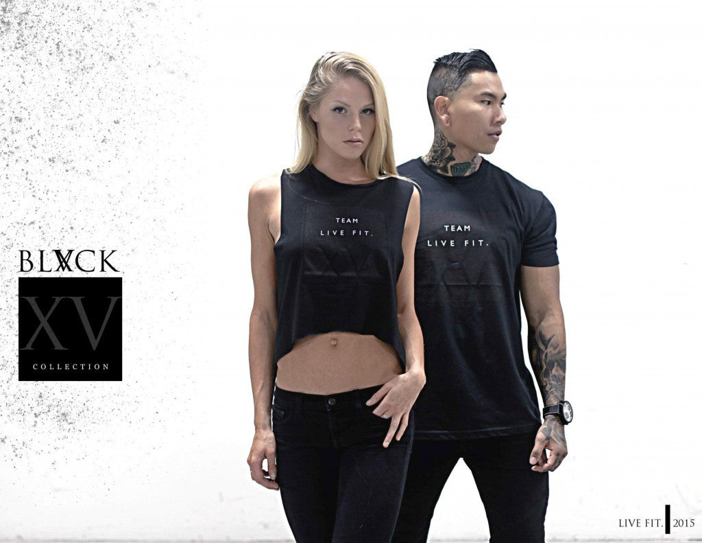 The BLVCK Collection.