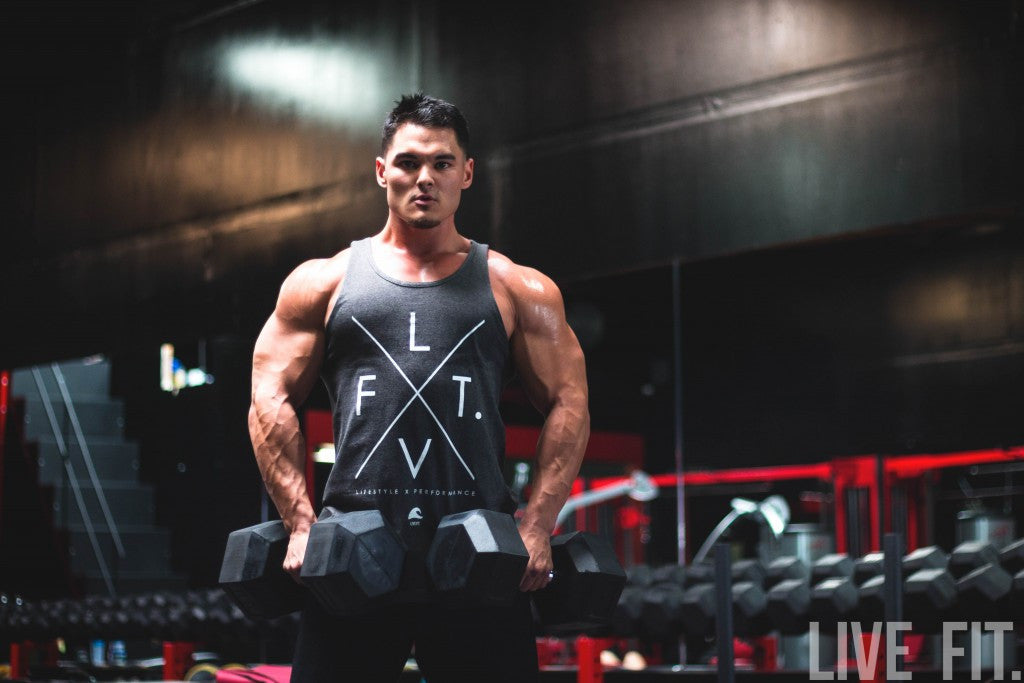 Jeremy Buendia On The Road To Olympia