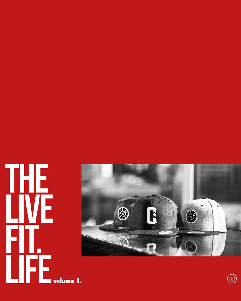 The Live Fit. Life Vol. 1