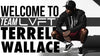 Welcome to the Team Terrell Wallace