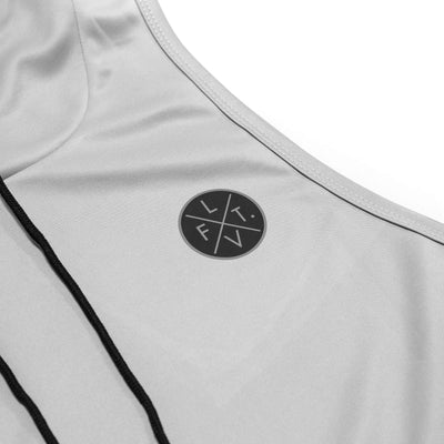 Live Fit Apparel Cut Off V3- Heather grey - LVFT.