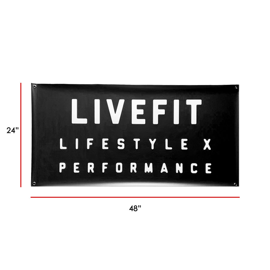 Lifestyle X Performance Banner