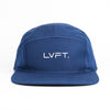 Original 5 panel Cap - Harbor Blue