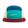 Original 5 panel Cap - Multi Color