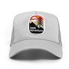 Wilderness Trucker Cap - Grey