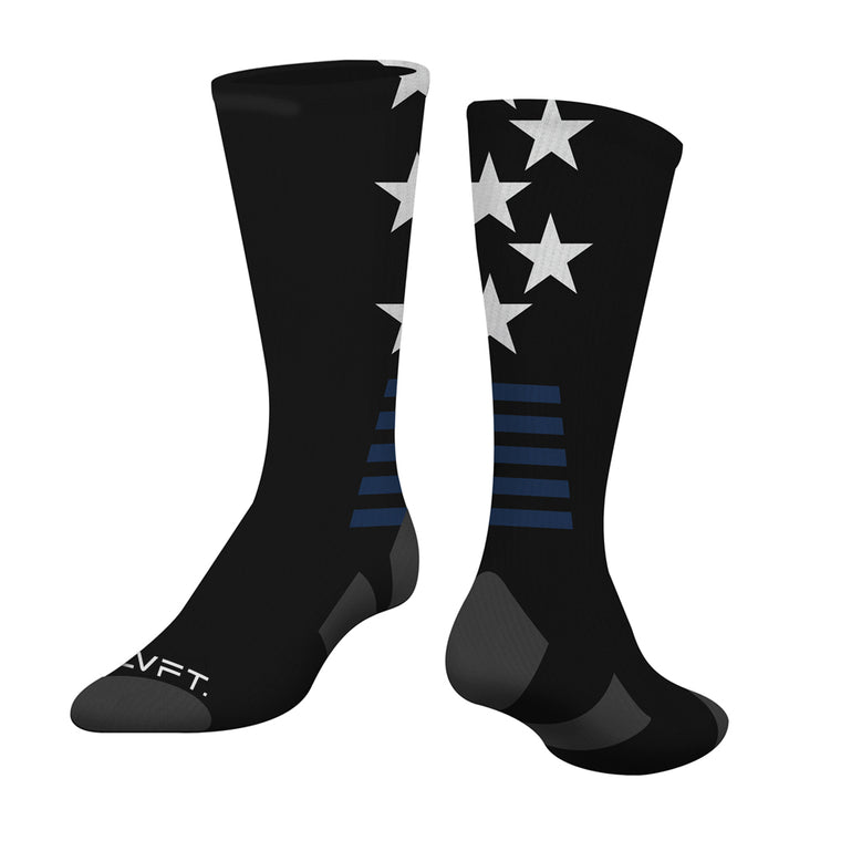 All-Star Crew Socks - Black