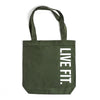 Daily Tote Bag - Army Green