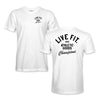 Athletic Goods Tee - White