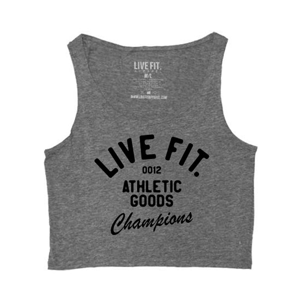 Athletic Goods Crop Top