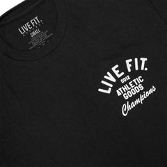 Athletic Goods Tee - Black
