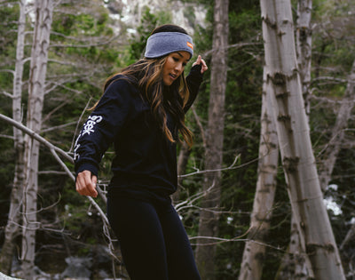 Seek Adventure Long Sleeve - Black