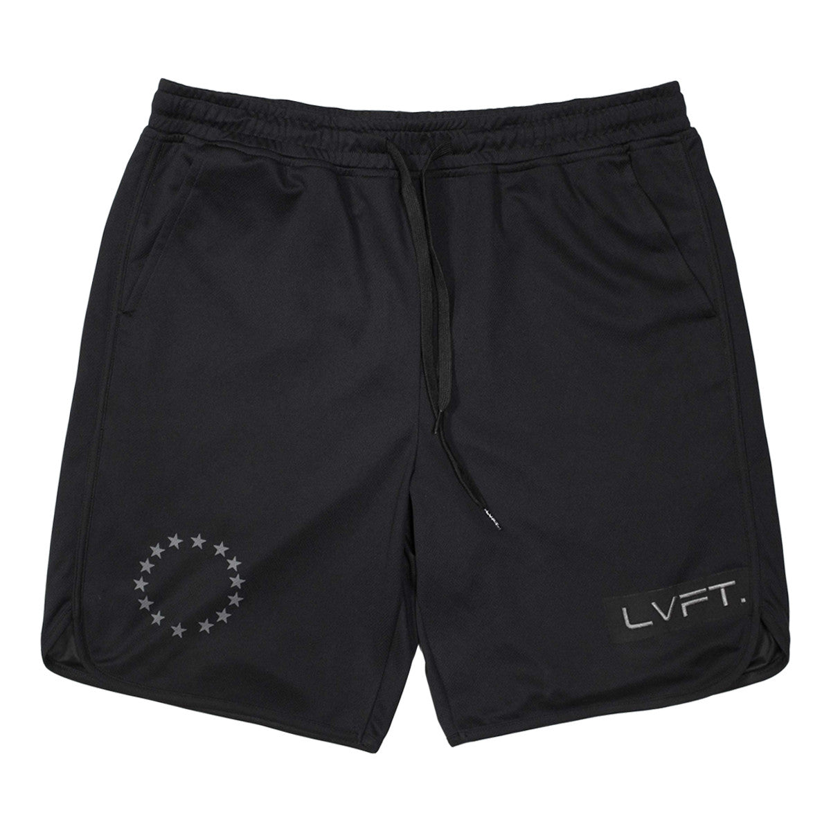 All Star Active Shorts - Black/Black