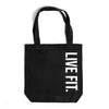 Daily Tote Bag - Black