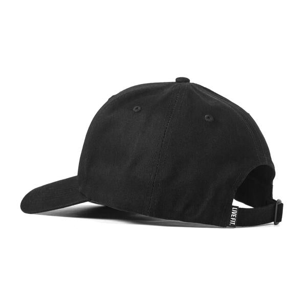 Original Premium Structured Cap -  Black/Black