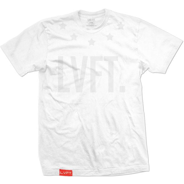 Black Market Tee - White